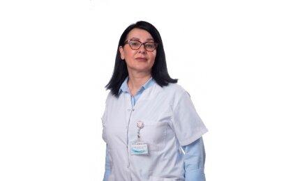 אולגה טיטקוב - אחות כללית